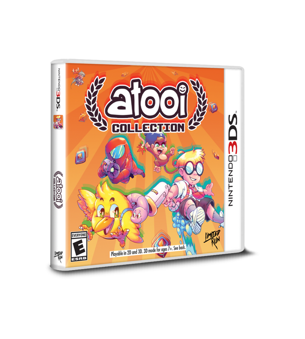 atooi Collection - Limited Run - 3DS - New