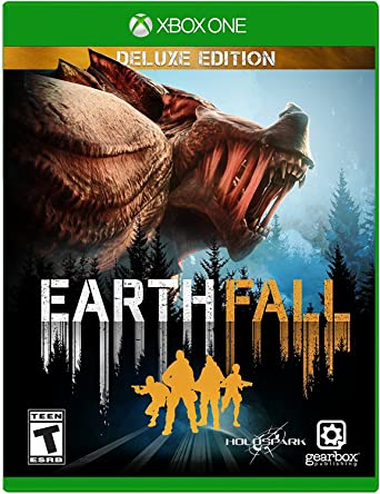 Earthfall - Deluxe Edition - Xbox One - New