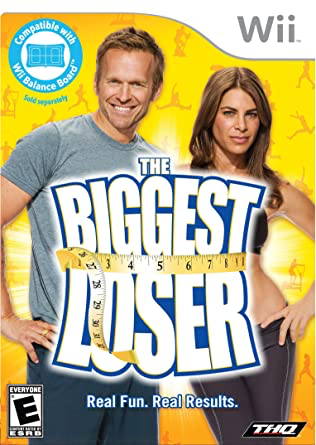 Biggest Loser, The - Wii - in Case
