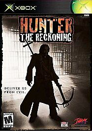 Hunter - The Reckoning - Xbox - in Case