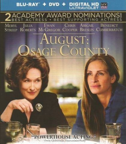 August: Osage County - Blu-Ray