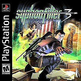 Syphon Filter 3 - Playstation 1 - Complete