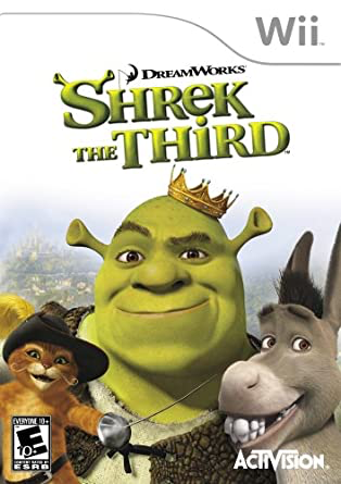 Shrek the Third - Wii - in Case