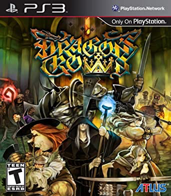Dragon's Crown - Playstation 3 - in Case