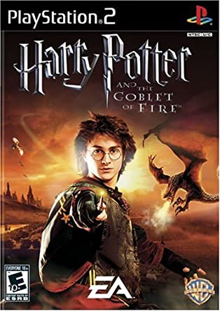 Harry Potter and the Goblet of Fire - Playstation 2 - Complete