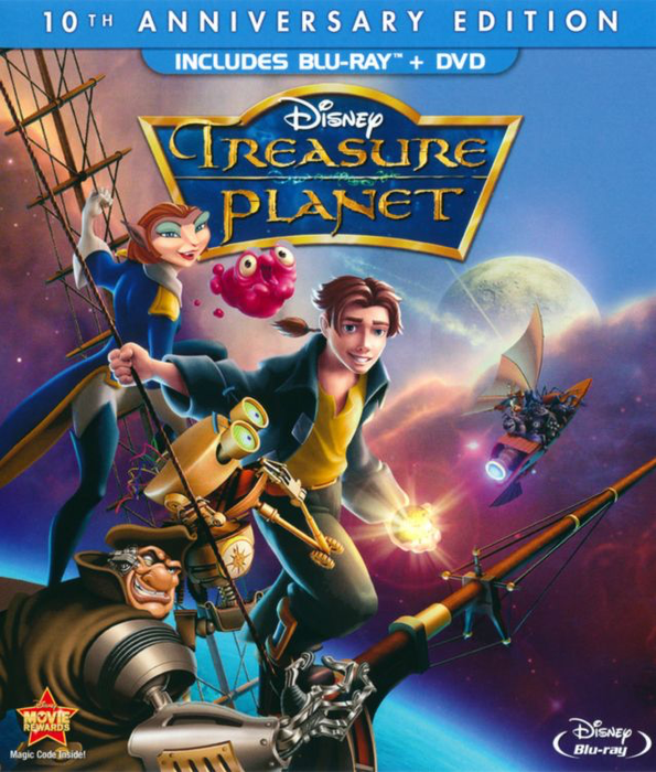 Treasure Planet - Blu-Ray