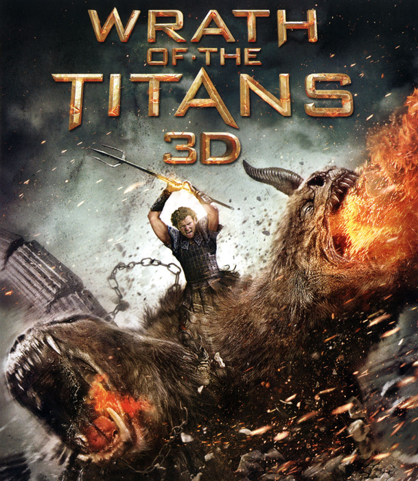 Wrath of the Titans - Blu-Ray
