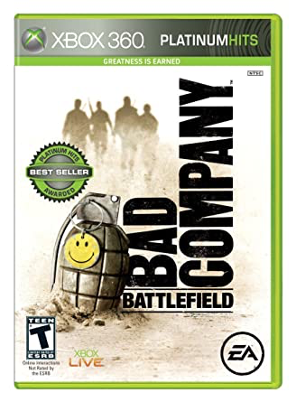 Battlefield Bad Company - Xbox 360 - in Case