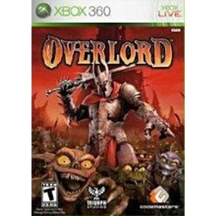 Overlord - Xbox 360 - in Case