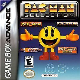 Pac-Man Collection - Game Boy Advance - Loose
