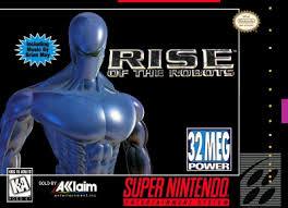 Rise of the Robots - SNES - Loose
