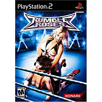 Rumble Roses - Playstation 2 - Complete