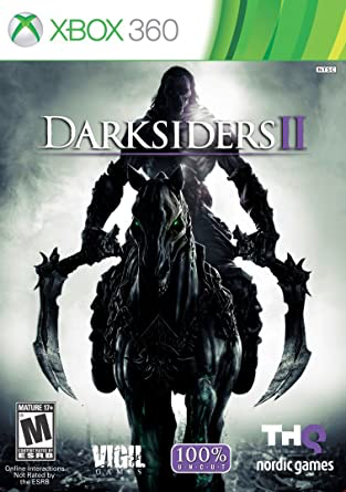 Darksiders II - Xbox 360 - in Case