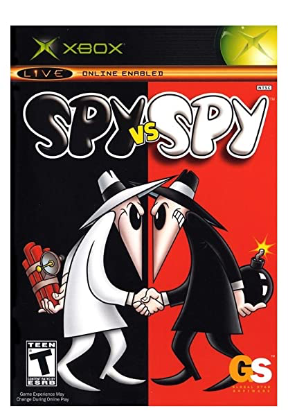 Spy vs Spy - Xbox - in Case