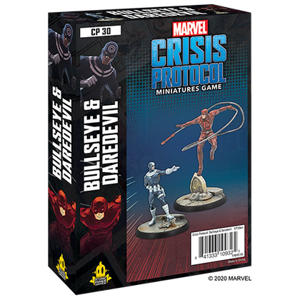 Marvel: Crisis Protocol - Bullseye and Daredevil Character Pack