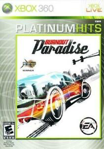 Burnout Paradise - Xbox 360 - in Case