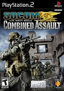 SOCOM - Combined Assault - Playstation 2 - in Case