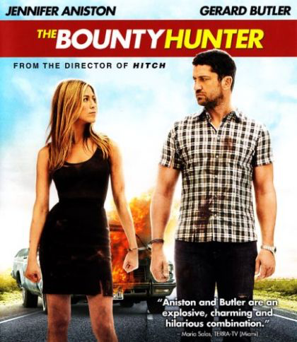 Bounty Hunter - Blu-Ray