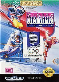 Winter Olympic Games - Genesis - Loose