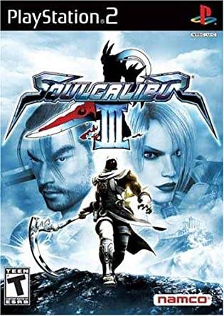 Soul Calibur III - Playstation 2 - Complete