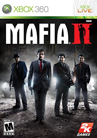 Mafia II - Xbox 360 - in Case