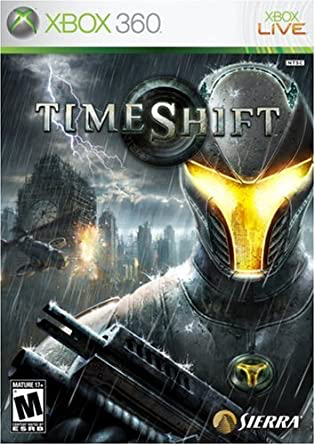Time Shift - Xbox 360 - in Case