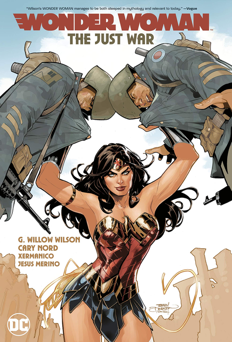 Wonder Woman Vol 01 - The Just War