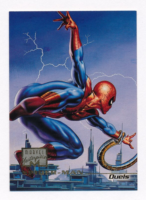 Marvel Masterpieces 1996 - 64 - Spider-Man