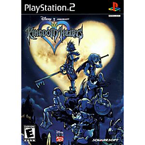 Kingdom Hearts - Playstation 2 - Complete