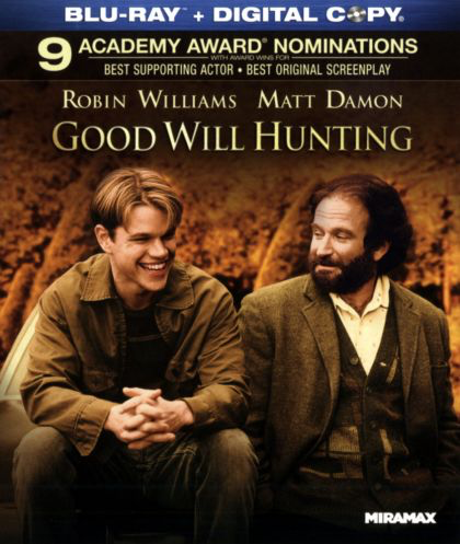 Good Will Hunting - Blu-Ray