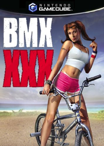BMX XXX - Gamecube - in Case