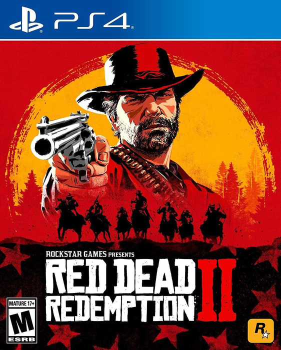 Red Dead Redemption II - Playstation 4 - Complete