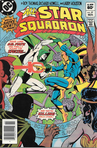 All-Star Squadron - #27B