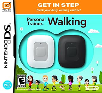 Personal Trainer Walking - DS - in Case