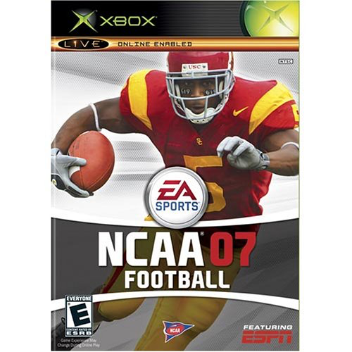 NCAA Football 2007 - Xbox - in Case