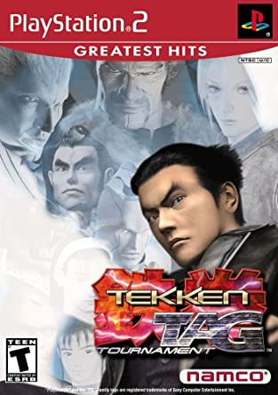 Tekken TAG Tournament - Playstation 2 - Complete
