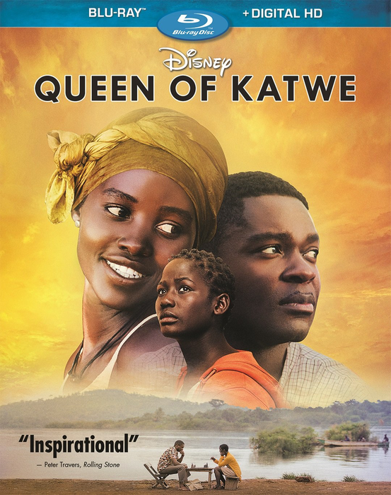 Queen of Katwe - Blu-Ray