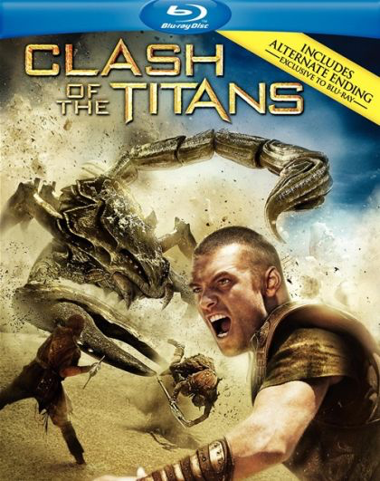 Clash of the Titans - Blu-Ray