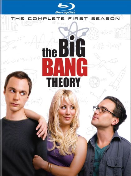 Big Bang Theory: Season 1 - Blu-Ray