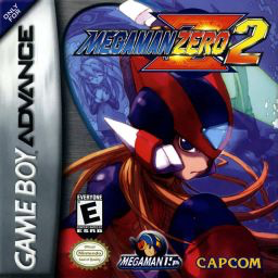 Mega Man Zero 2 - Game Boy Advance - Loose