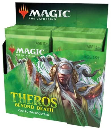 Magic the Gathering CCG: Theros Beyond Death Collector Booster Box