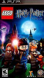 LEGO Harry Potter Years 1-4 - PSP - in Case