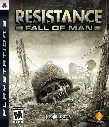Resistance - Fall of Man - Playstation 3 - in Case