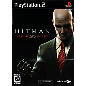 Hitman - Blood Money - Playstation 2 - Complete