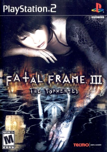 Fatal Frame III - The Tormented - Playstation 2 - Complete
