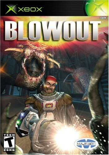 Blowout - Xbox - in Case