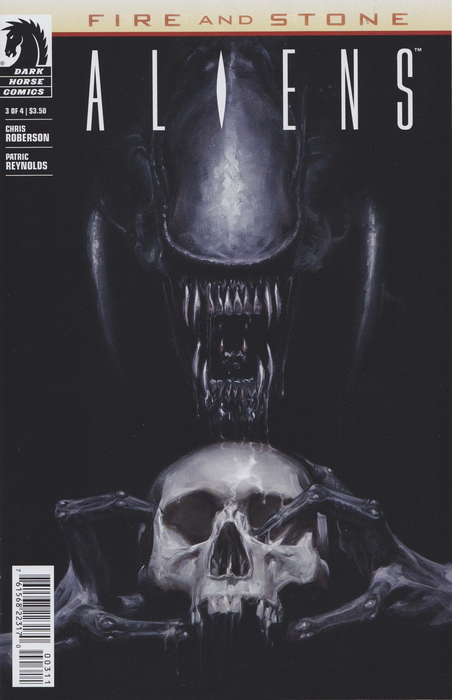 Aliens: Fire and Stone - #3
