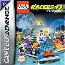 LEGO Racers 2 - Game Boy Advance - Loose