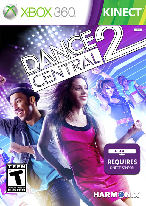 Kinect - Dance Central 2 - Xbox 360 - in Case