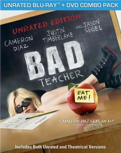 Bad Teacher - Blu-Ray